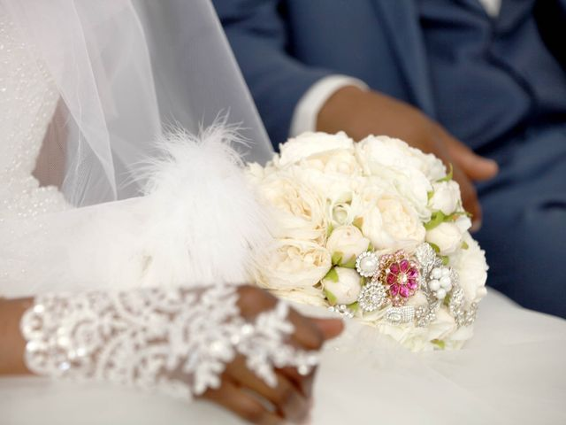 Le mariage de Frédéric et Gladys à Fleury-Mérogis, Essonne 33