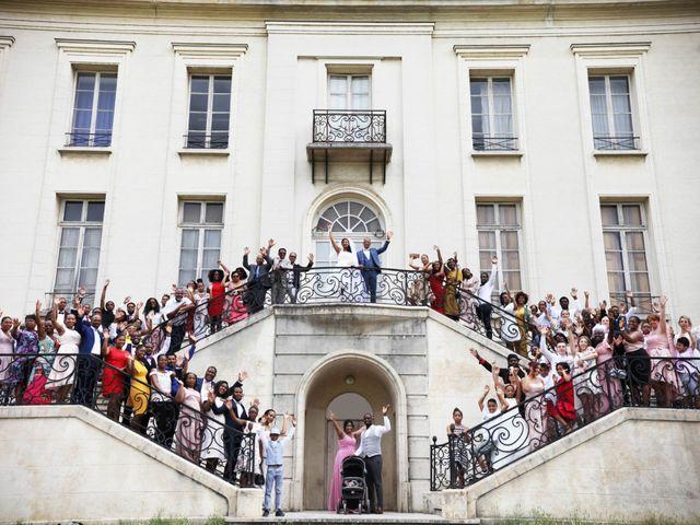 Le mariage de Frédéric et Gladys à Fleury-Mérogis, Essonne 40