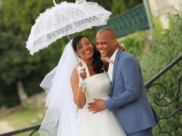Le mariage de Frédéric et Gladys à Fleury-Mérogis, Essonne 43