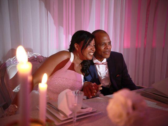 Le mariage de Gladys et Frédéric