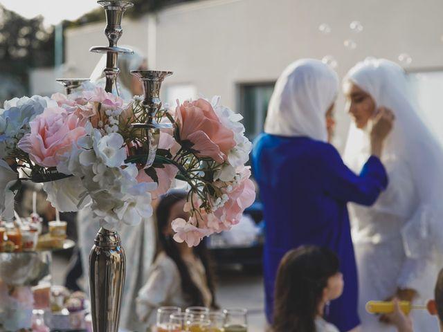 Le mariage de Jouad et Sana à Saint-Cyprien, Pyrénées-Orientales 13