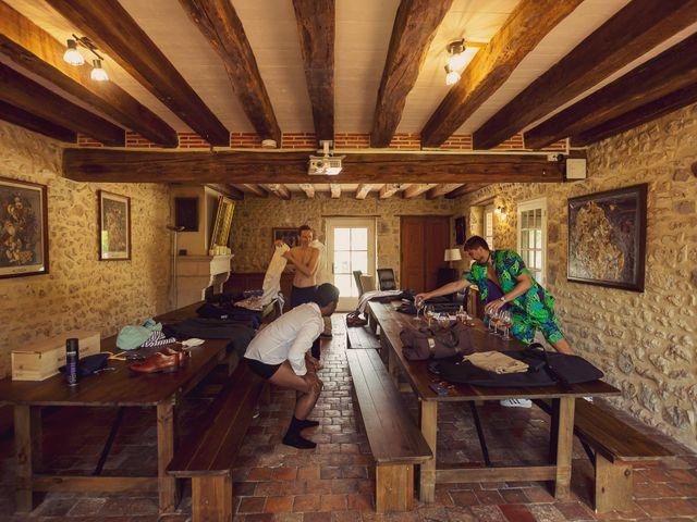 Le mariage de Ivan et Fanny à Beaulieu-sur-Loire, Loiret 4