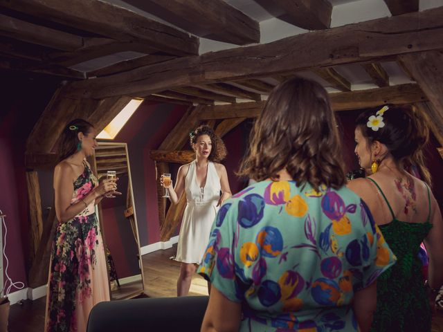 Le mariage de Ivan et Fanny à Beaulieu-sur-Loire, Loiret 11