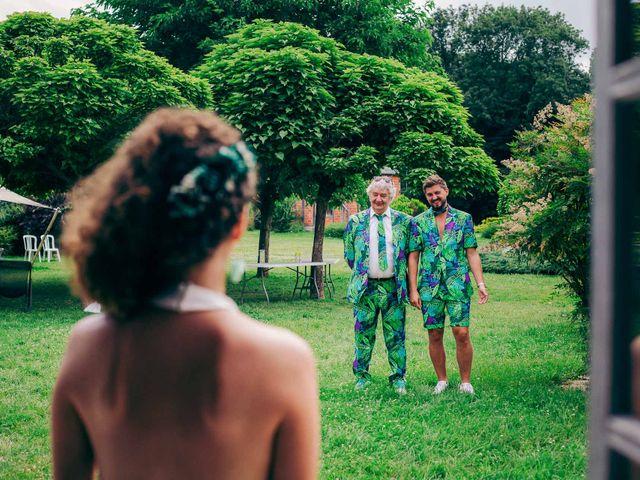 Le mariage de Ivan et Fanny à Beaulieu-sur-Loire, Loiret 15