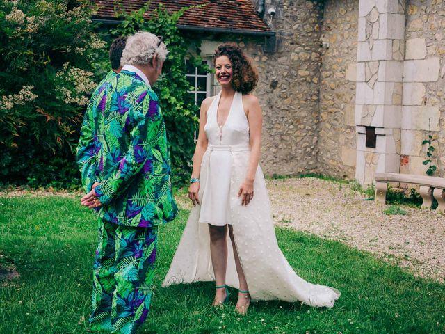 Le mariage de Ivan et Fanny à Beaulieu-sur-Loire, Loiret 16