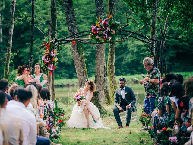 Le mariage de Ivan et Fanny à Beaulieu-sur-Loire, Loiret 26