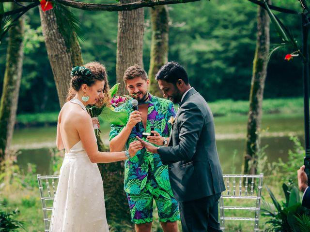 Le mariage de Ivan et Fanny à Beaulieu-sur-Loire, Loiret 34
