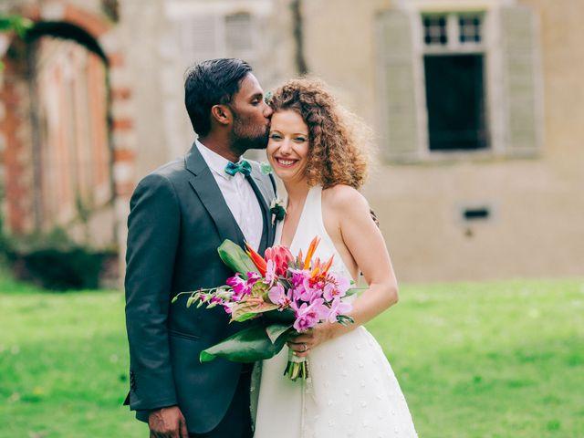 Le mariage de Ivan et Fanny à Beaulieu-sur-Loire, Loiret 37