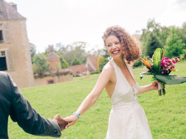 Le mariage de Ivan et Fanny à Beaulieu-sur-Loire, Loiret 38