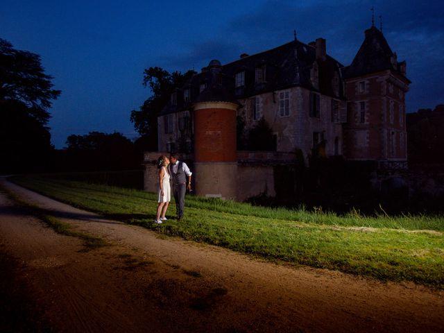 Le mariage de Ivan et Fanny à Beaulieu-sur-Loire, Loiret 55