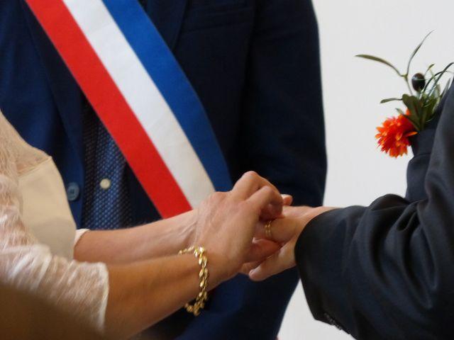 Le mariage de Sylvain et Anne-Yaëlle à Orvault, Loire Atlantique 8