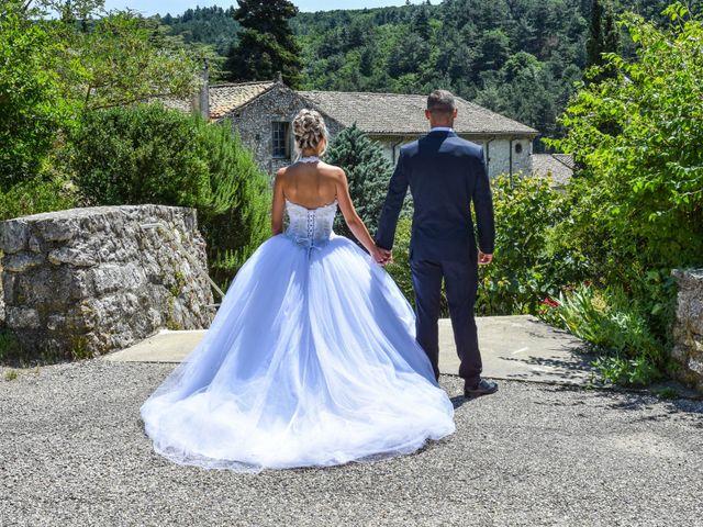 Le mariage de Cédric et Amélie à Montélimar, Drôme 1