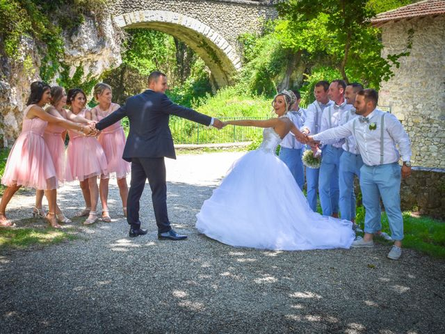 Le mariage de Cédric et Amélie à Montélimar, Drôme 9