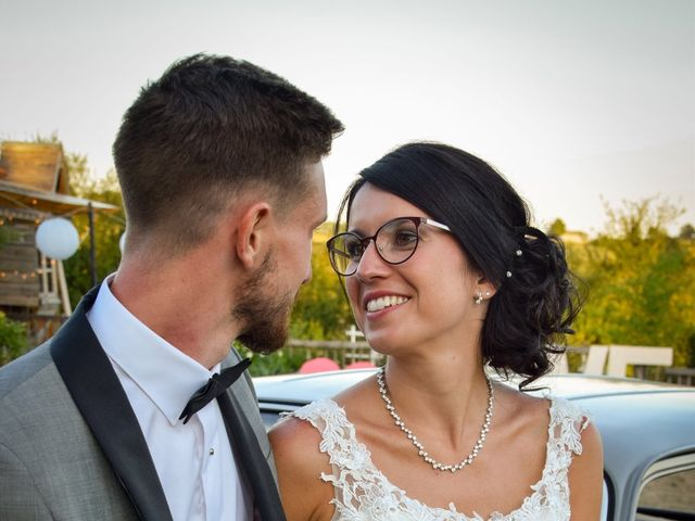 Le mariage de Guillaume et Marie à Volesvres, Saône et Loire 3