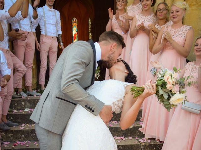 Le mariage de Guillaume et Marie à Volesvres, Saône et Loire 4