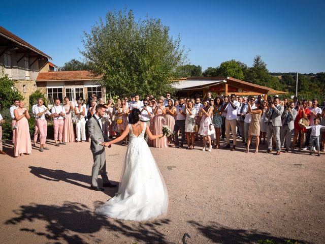 Le mariage de Guillaume et Marie à Volesvres, Saône et Loire 2