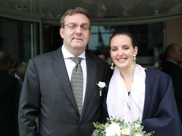 Le mariage de Henry et Isabelle à Paris, Paris 5