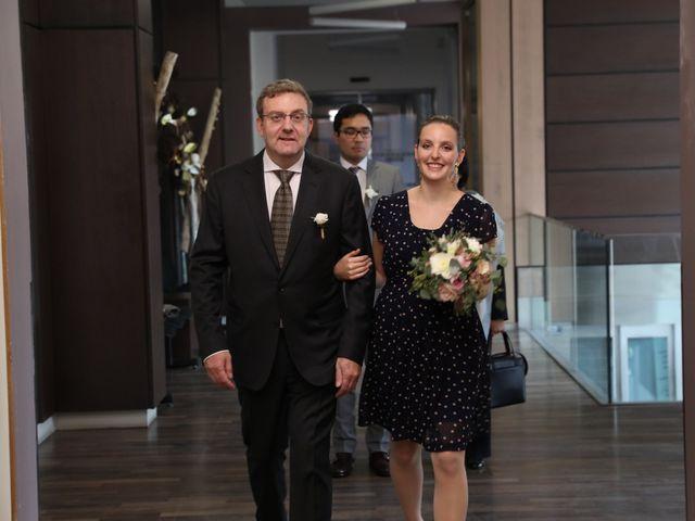 Le mariage de Henry et Isabelle à Paris, Paris 7