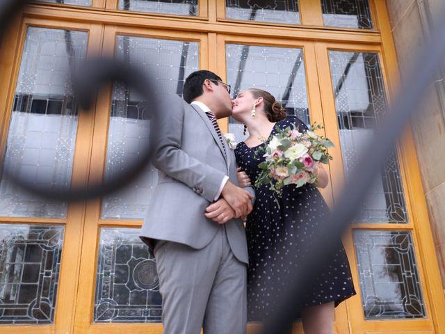 Le mariage de Henry et Isabelle à Paris, Paris 22
