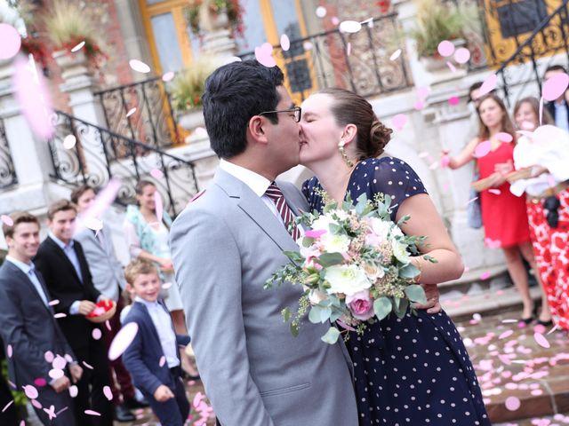 Le mariage de Henry et Isabelle à Paris, Paris 23