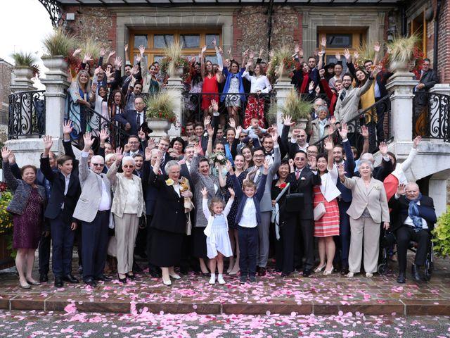 Le mariage de Henry et Isabelle à Paris, Paris 24