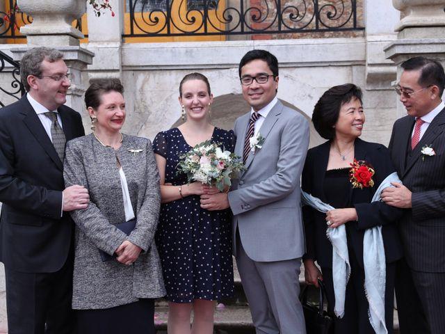 Le mariage de Henry et Isabelle à Paris, Paris 25