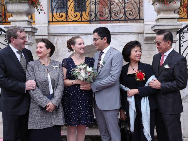 Le mariage de Henry et Isabelle à Paris, Paris 26