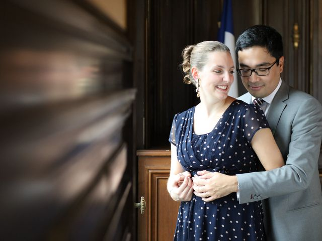 Le mariage de Henry et Isabelle à Paris, Paris 29