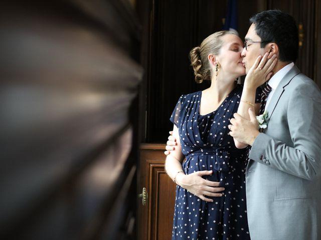 Le mariage de Henry et Isabelle à Paris, Paris 30