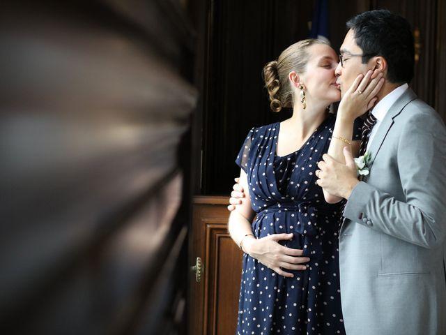 Le mariage de Henry et Isabelle à Paris, Paris 31