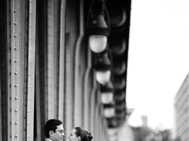 Le mariage de Henry et Isabelle à Paris, Paris 32