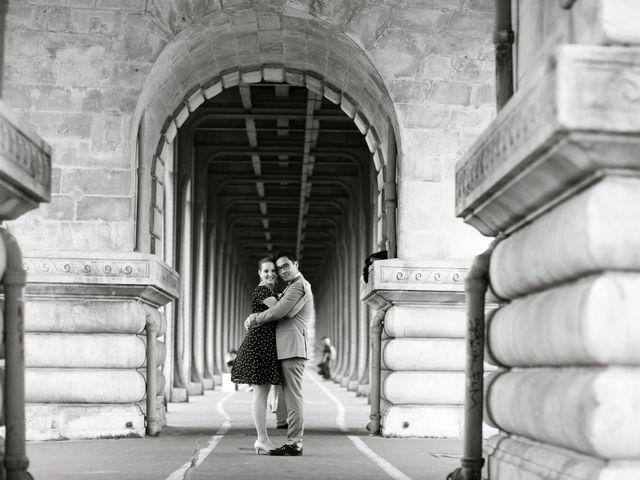Le mariage de Henry et Isabelle à Paris, Paris 47