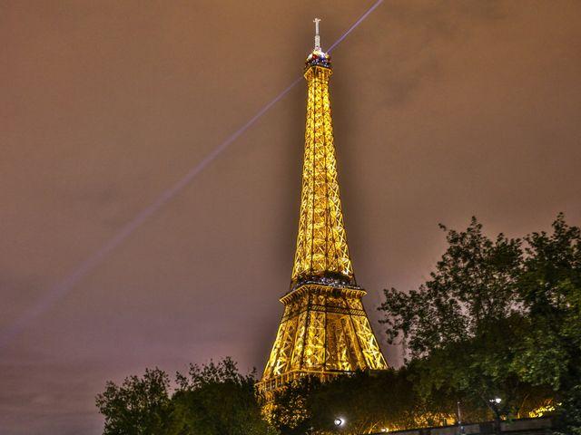 Le mariage de Henry et Isabelle à Paris, Paris 75
