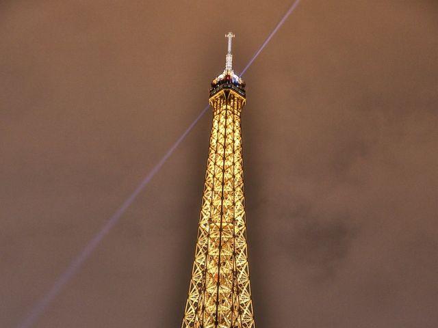 Le mariage de Henry et Isabelle à Paris, Paris 77