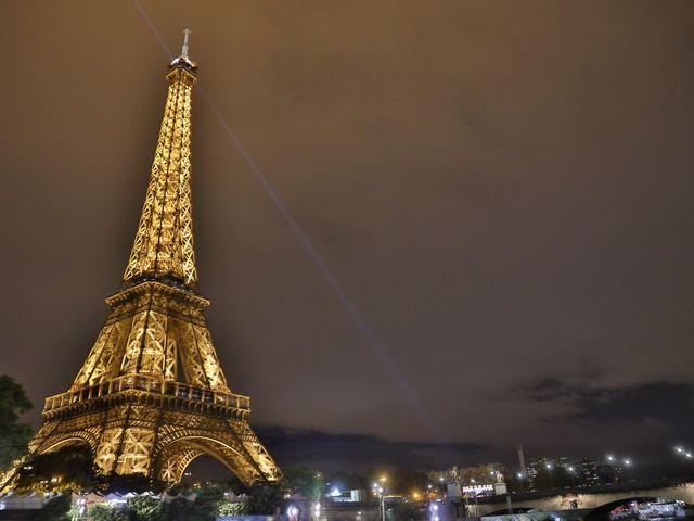 Le mariage de Henry et Isabelle à Paris, Paris 78