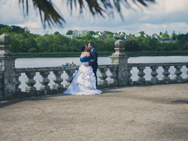 Le mariage de Mael et Francoise à Quimper, Finistère 27