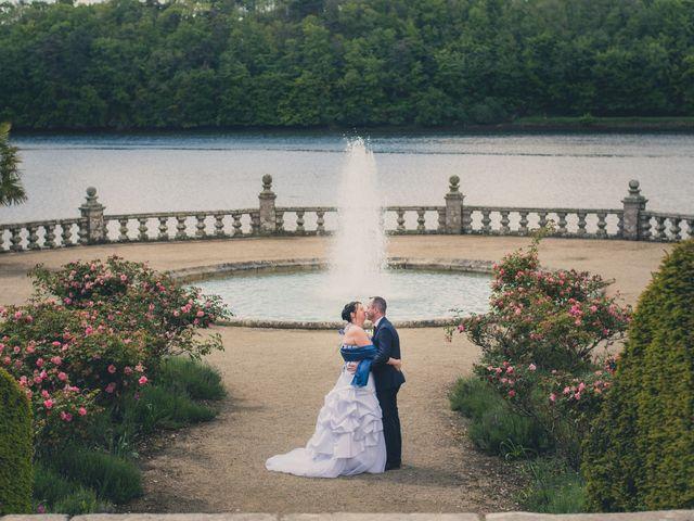 Le mariage de Francoise et Mael