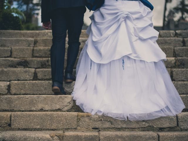 Le mariage de Mael et Francoise à Quimper, Finistère 40