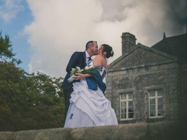 Le mariage de Mael et Francoise à Quimper, Finistère 42