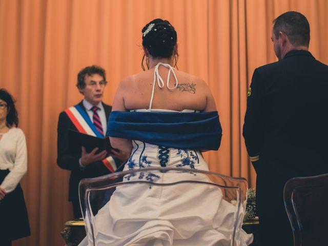 Le mariage de Mael et Francoise à Quimper, Finistère 45