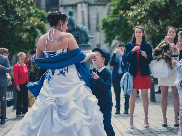 Le mariage de Mael et Francoise à Quimper, Finistère 60