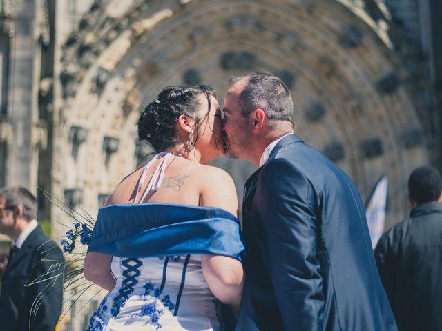 Le mariage de Mael et Francoise à Quimper, Finistère 70
