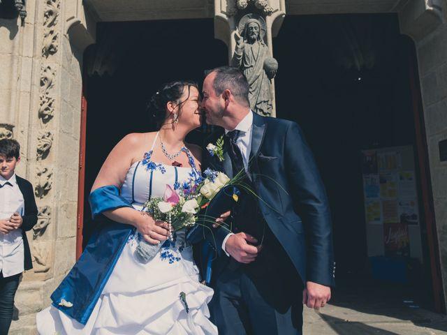 Le mariage de Mael et Francoise à Quimper, Finistère 92