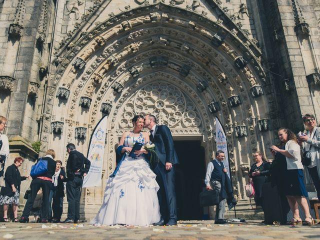 Le mariage de Mael et Francoise à Quimper, Finistère 94