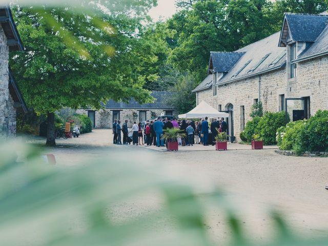 Le mariage de Mael et Francoise à Quimper, Finistère 104