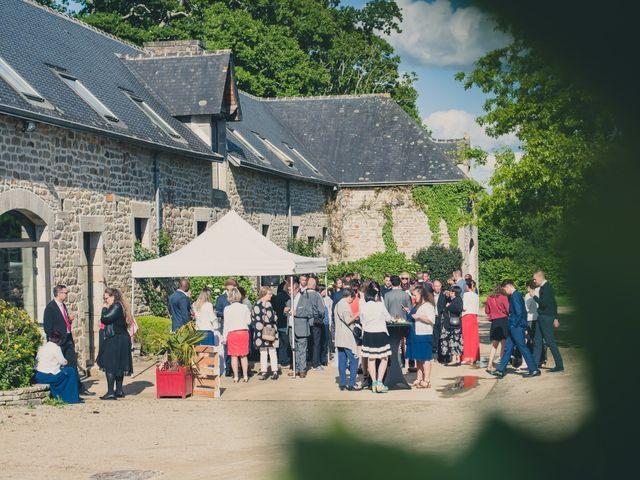 Le mariage de Mael et Francoise à Quimper, Finistère 109