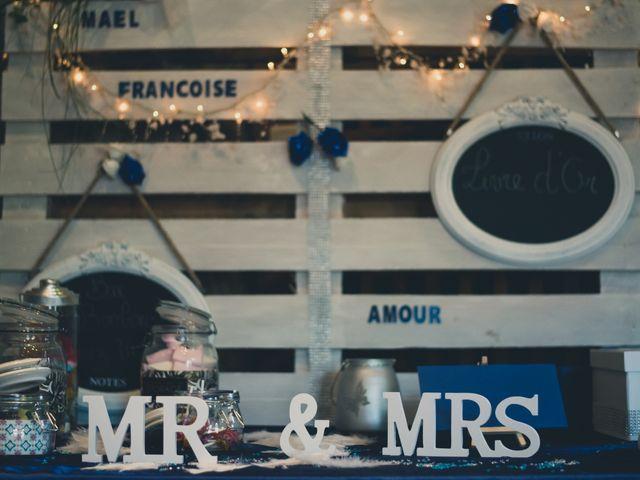 Le mariage de Mael et Francoise à Quimper, Finistère 125