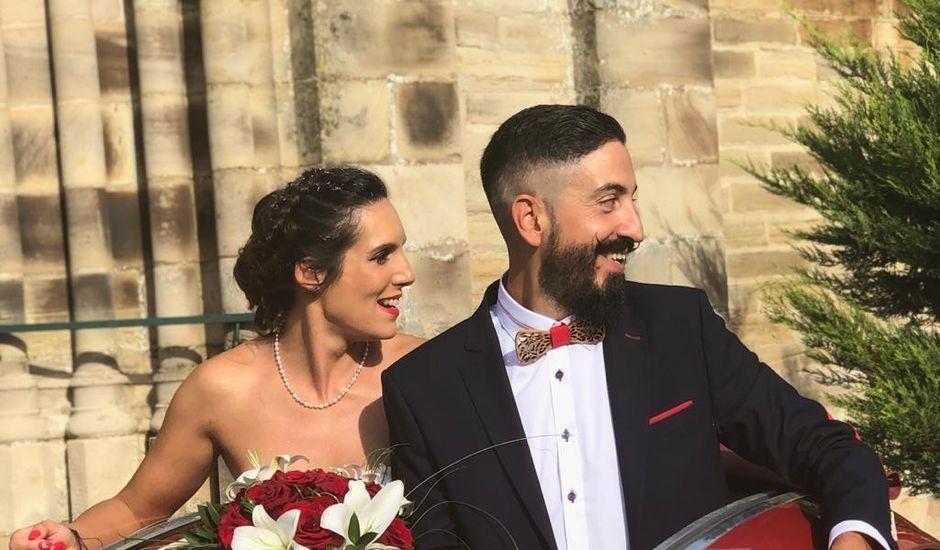 Le mariage de  Raffaele et Floriane   à Frahier-et-Châtebier, Haute-Saône
