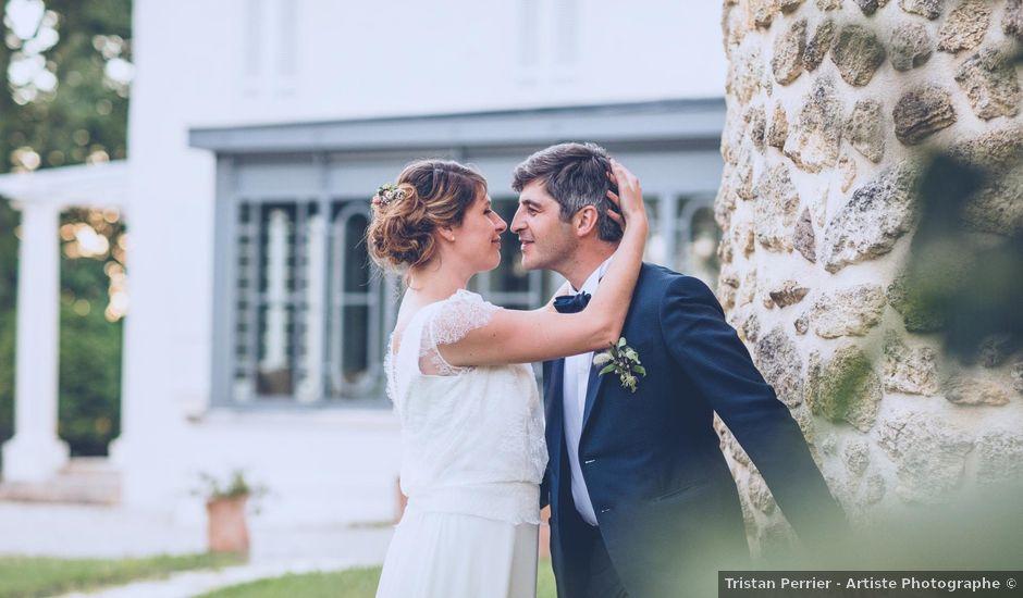 Le mariage de Jean-Charles et Justine à Lignan-de-Bordeaux, Gironde