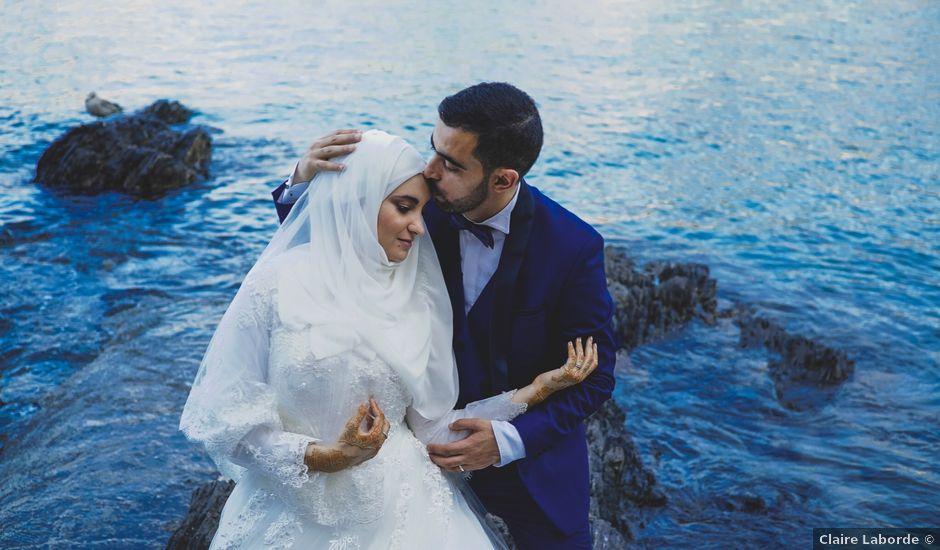 Le mariage de Jouad et Sana à Saint-Cyprien, Pyrénées-Orientales